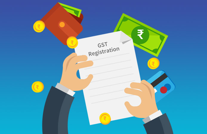 gst registration document